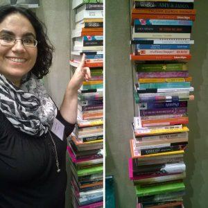 Ich habe mein Buch am BoD - Stand entdeckt und freue mich riesig!